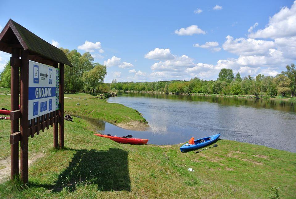 Spływ kajakowy do Serpelic z Gnojna. Kajaki Serpelice. Kajaki Janów Podlaski