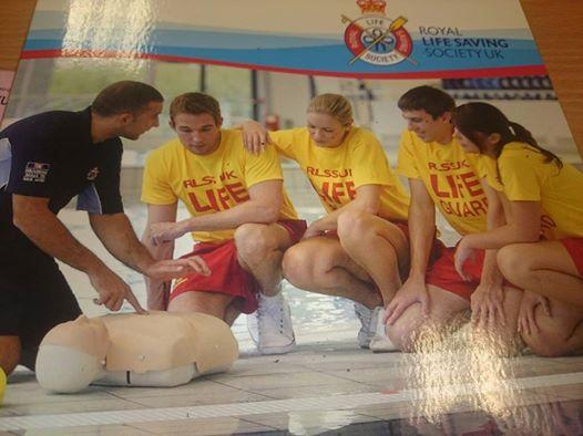 Zespół ratowników w UK.