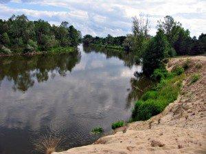 Sugry - miejsce widokowe w Dolinie Środkowego Bugu