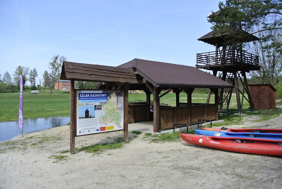 Rzeka Włodawka - Suchawa