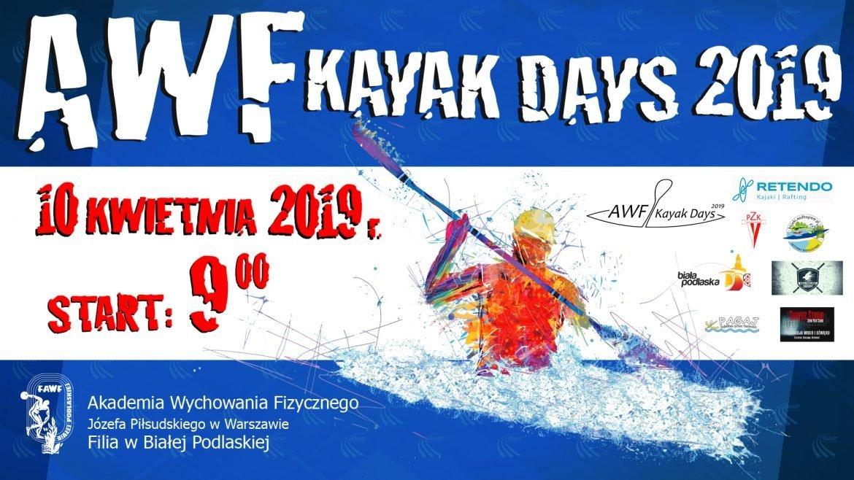 awf kayak days