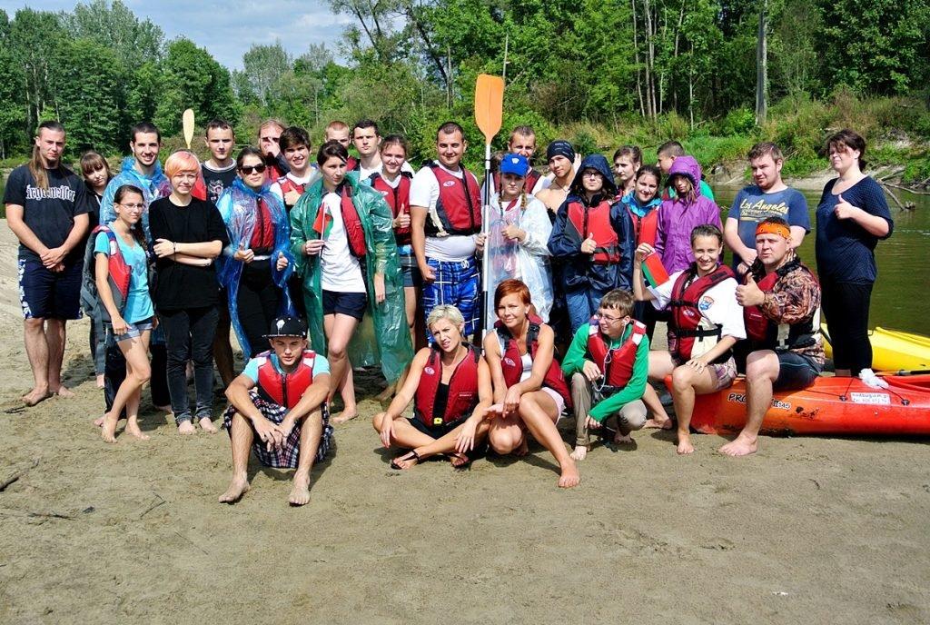 Spływy dla grup szkolnych rzekami Polesia i Podlasia