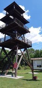 Wieża widokowa w Różance