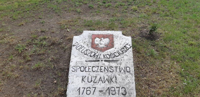 Tadeusz Kościuszko - płyta upamiętniająca