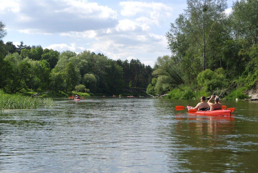 Spływy kajakowe we Włodawie, kajaki Włodawa, wypożyczalnia kajaków we Włodawie