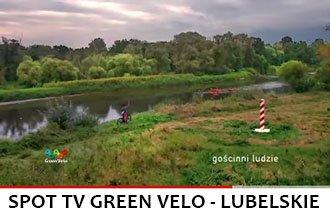 Widok na Bug w Jabłecznej - znak graniczny 076. Szlak rowerowy Green Velo