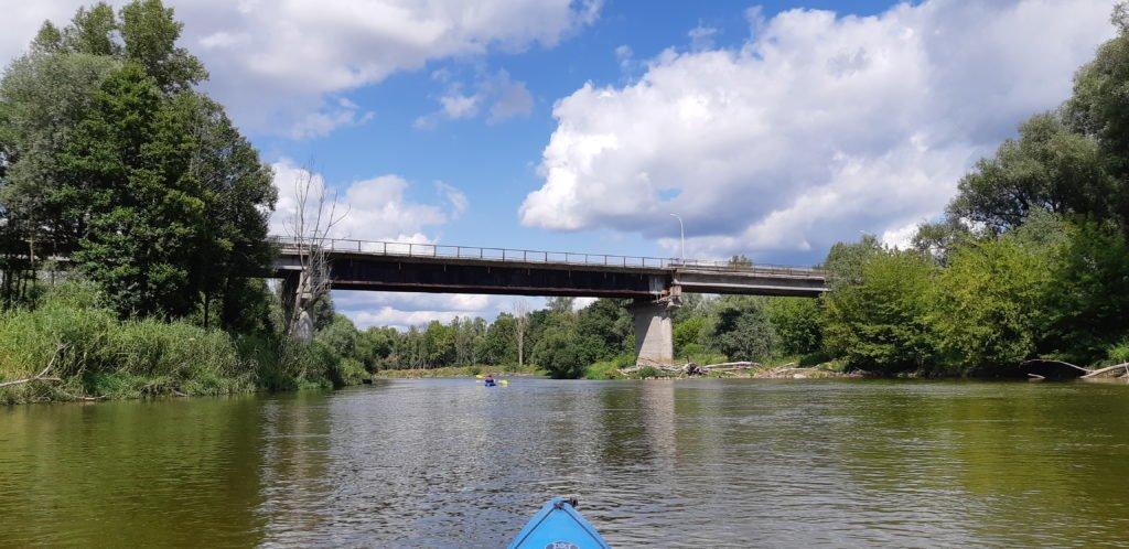 Most graniczny Sławatycze - Domachevo