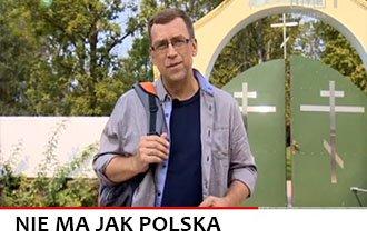Maciej Orłoś - Nie ma jak Polska - Spływ kajakowy Sławatycze - Jabłeczna - Kodeń