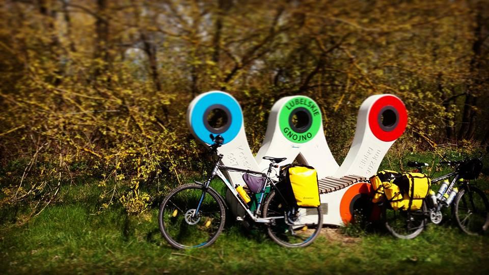 Gnojno, rowery, kajaki, przewóz rowerów na Białoruś