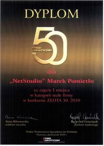 Złota 50 - Marek Pomietło - aktywny wypoczynek, spływy po Bugu, kajaki nad Bugiem,