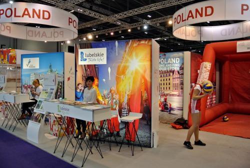 Światowe Targi Turystyczne w Londynie